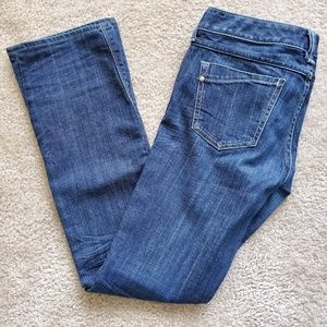 Express barely boot cut Jean's size 6